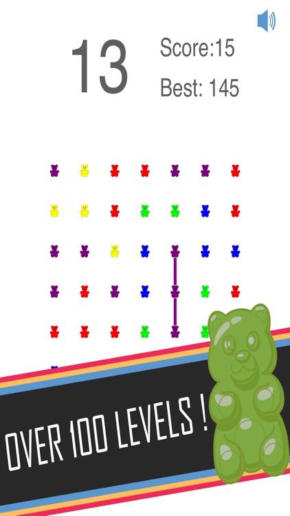 Connect The Gummy Bears screenshot-3