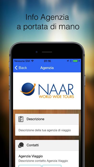 Screenshot of Naar4