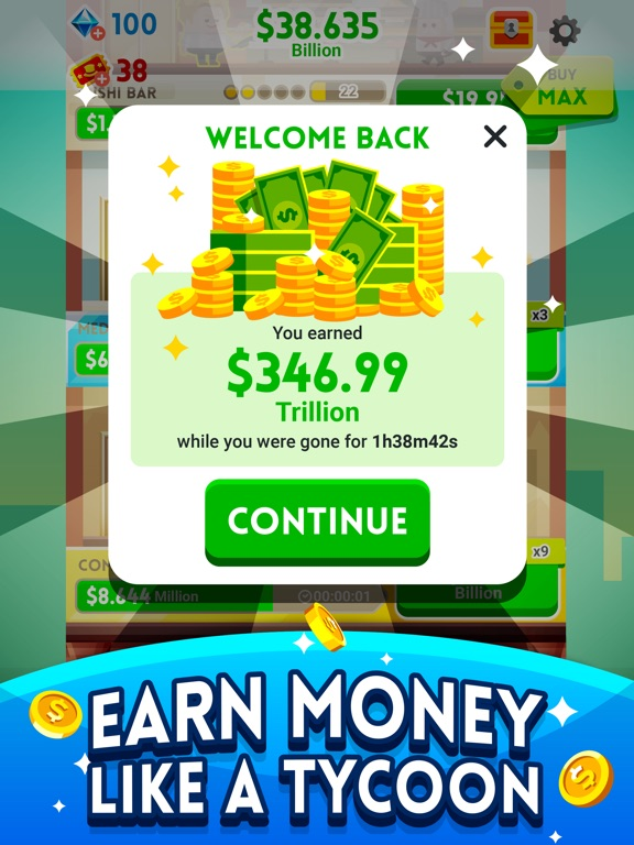 Cash, Inc. Fame & Fortune Game screenshot 8