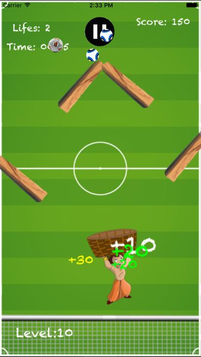 Chhota Bheem & Mighty Raju-Catch the Football Game screenshot three