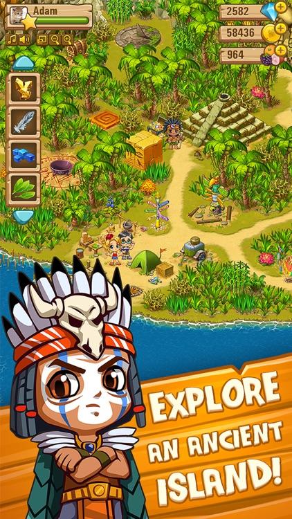 Island Experiment screenshot-4