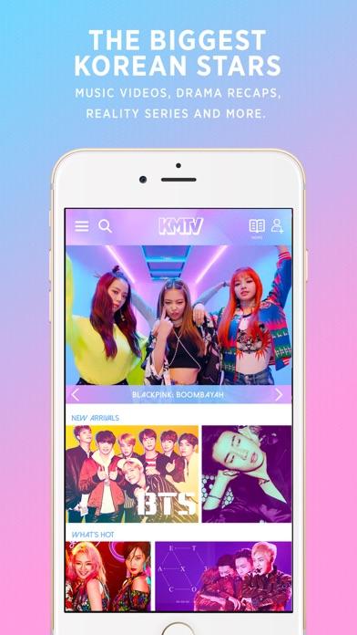 KMTV - Watch K-Pop screenshot one
