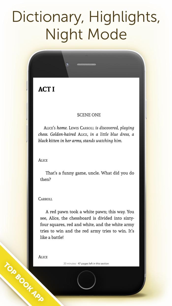 Free Books - Ultimate Classics Library Screenshot