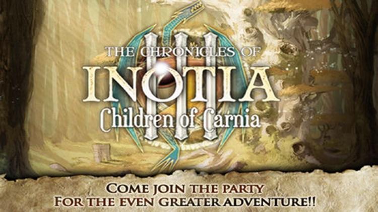Inotia 3: Children of Carnia screenshot-3