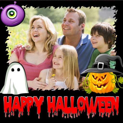 Halloween Photo Stickers and Frames Pro