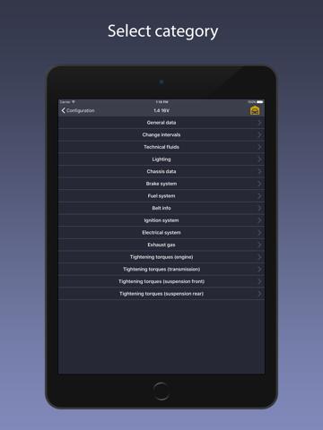 TechApp for Ford screenshot 3