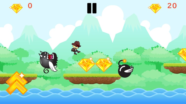 Diamond Runner screenshot-3
