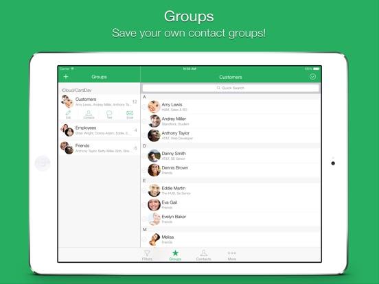 Text 2 Group Pro Screenshots
