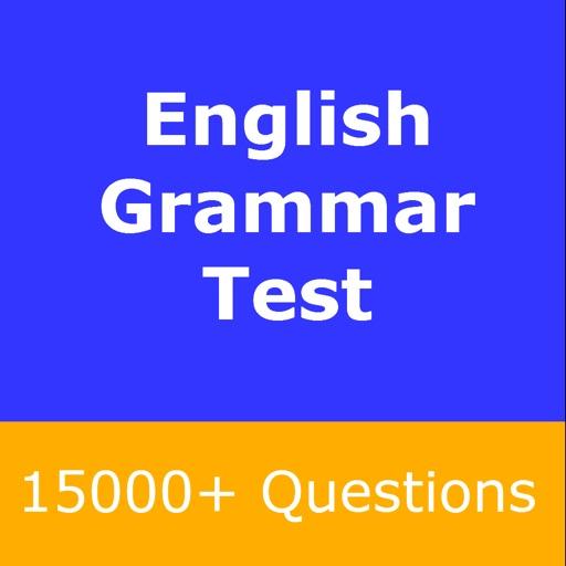 English Grammar Test - Free All App Revisión - Education
