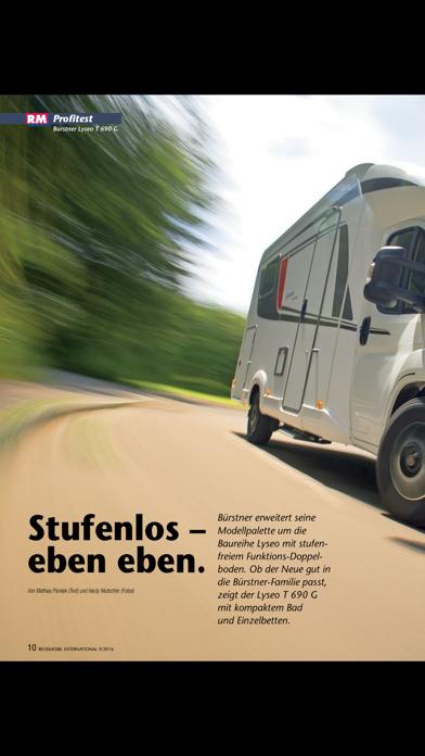 Reisemobil InternationalScreenshot of 2