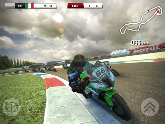 SBK16 - Official Mobile Game iPad app afbeelding 1