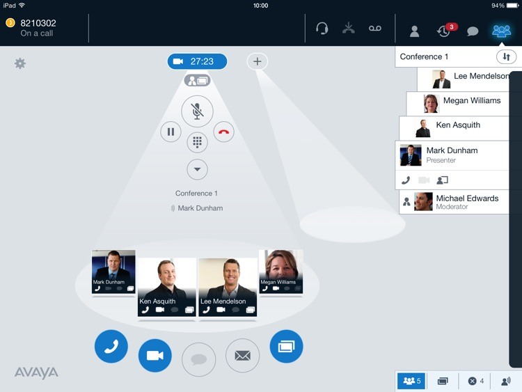 Avaya Communicator® for iPad