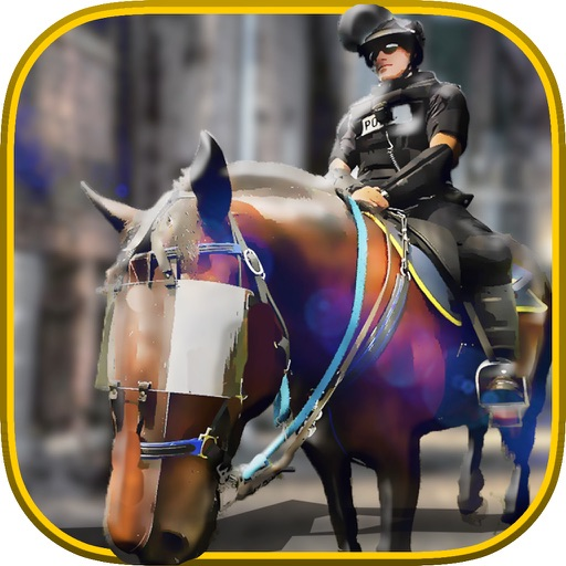 Police Horse Crime