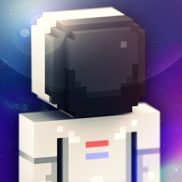 Space Craft - Cube Exploration: Lite Mine & Build