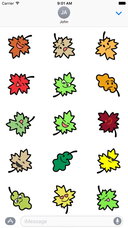 Fallsies! | Autumn Emoji screenshot-3