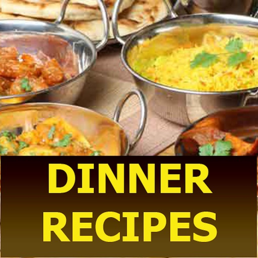 Dinner Recipes - Free Offline Recipes icon