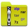 File Extractor - zip rar tar gz 7z