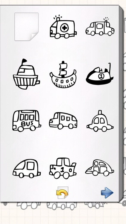 Coloring Book - Cars screenshot-4