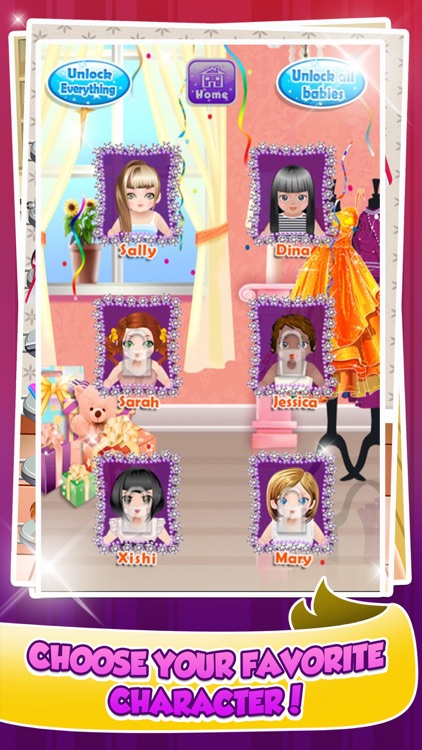 Wedding Salon Spa Makeover Make-Up Games screenshot-3