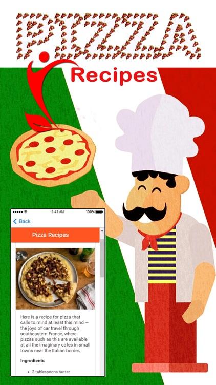Homemade Family Pizza Recipes