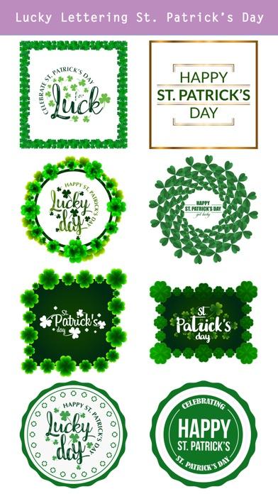 St.Patrick's Day Sticker screenshot 5