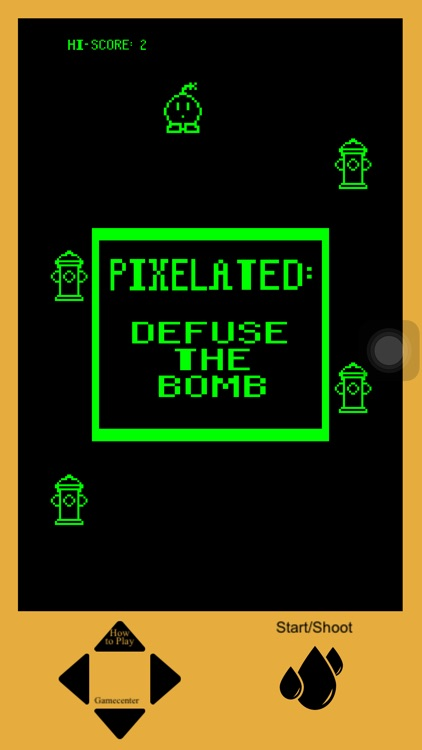 Pixelated - Defuse the Bomb