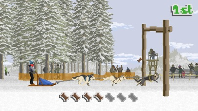 Screenshot #7 for Dog Sled Saga
