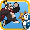 Kiba & Kumba: Jungle Chaos Jump and Run Game - iPhoneアプリ