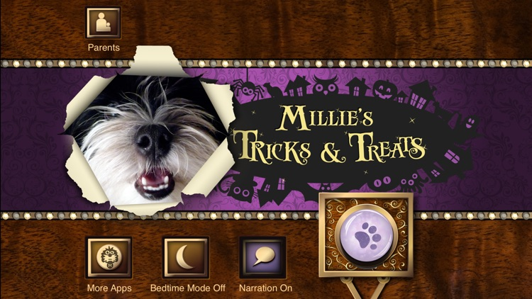 Millie's Book of Tricks and Treats screenshot-0