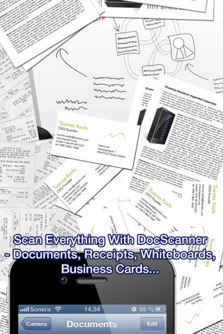 DocScanner 8 screenshot 2