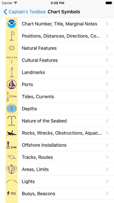 Screenshot for The Captain's Toolbox in France App Store