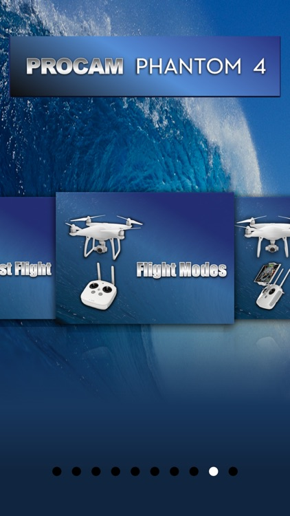 PROCAM for Phantom 4 Drone screenshot-3