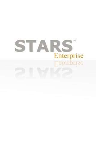 Screenshot of STARS Enterprise