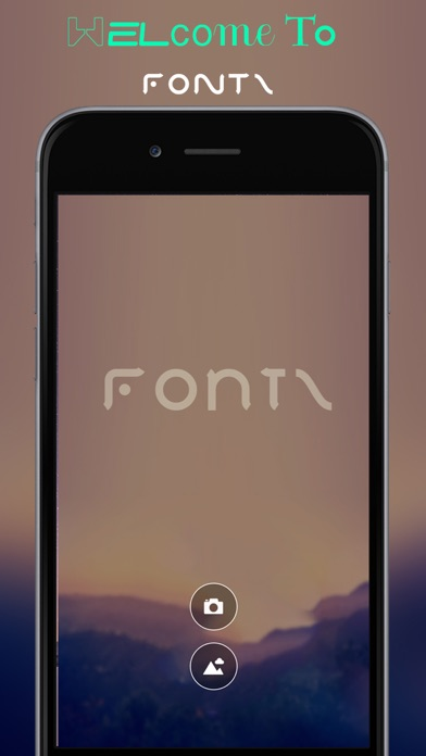 Price Drop: Fontz App: Add Captions, Love, Text, Quotes & Typography To Your Photos  (Photography)