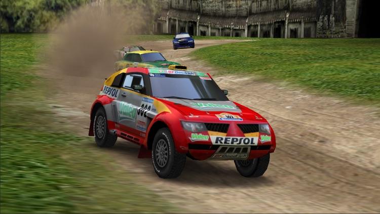 Pocket Rally screenshot-4
