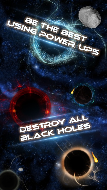 Void - Black Hole Space Mission screenshot-3