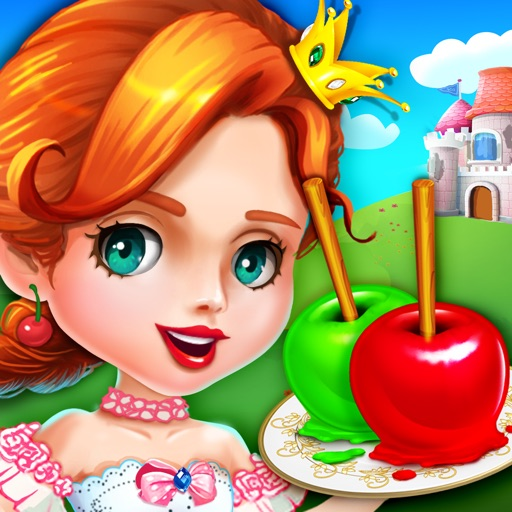 Princess Fair Food Maker - Crazy Kitchen Cooking Game