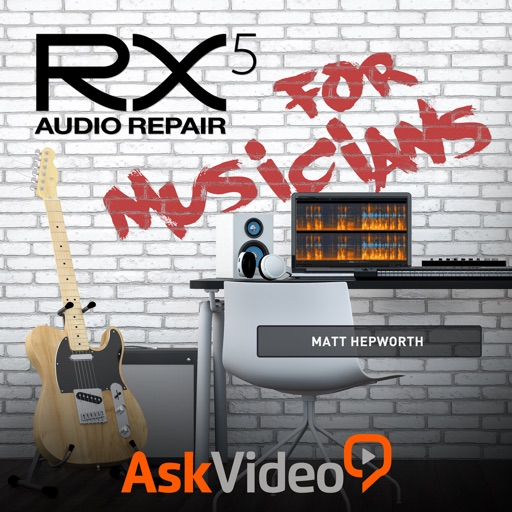 Music Audio Repair Course For iZotope RX 5