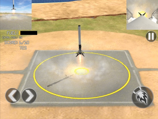 Space Rocket - First Stage Landing Simulator | App Price Drops