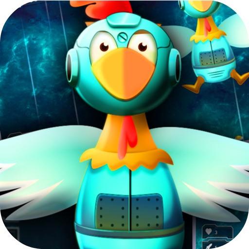 Space Chicken Ship: Shooter Galaxy iOS App
