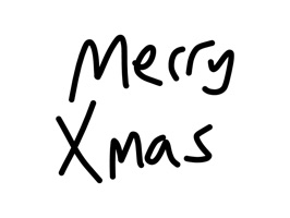 Christmas sticker pack, food stickers for iMessage