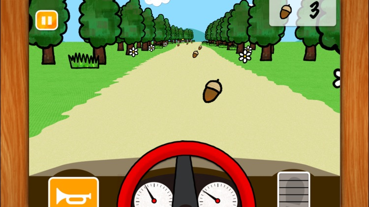 Vroom Driving - Kids drive into picture book!