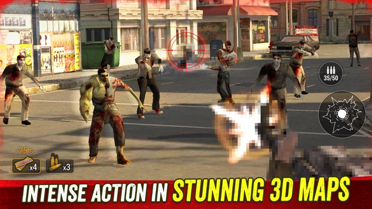 Zombie Hunter: FPS Apocalypse screenshot-0