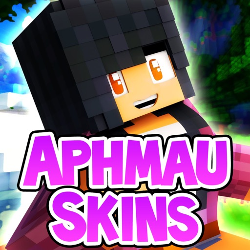 APHMAU SKINS With Baby & MC Diaries Skin for Minecraft Game MCPE