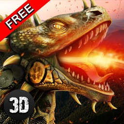 Angry Flying Dragons Clan 3D