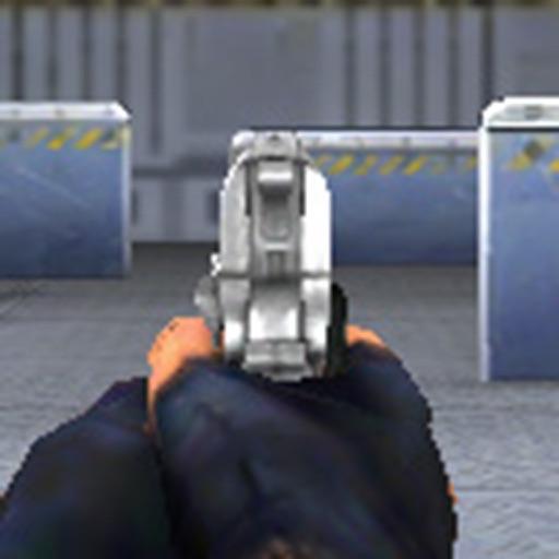 Тир 3D - Бесплатные игры стрельба и подготовки полицейских игр!
