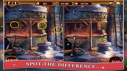 Place of Solitaire - Hidden Objects game for kids and adults screenshot three