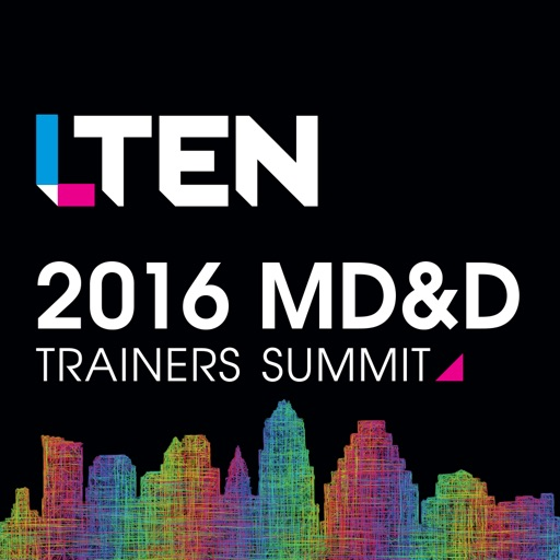 LTEN MD&D Trainers Summit 2016