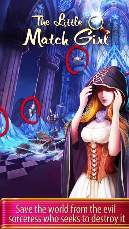 The Little Match Girl - FREE Hidden Object Game screenshot-3