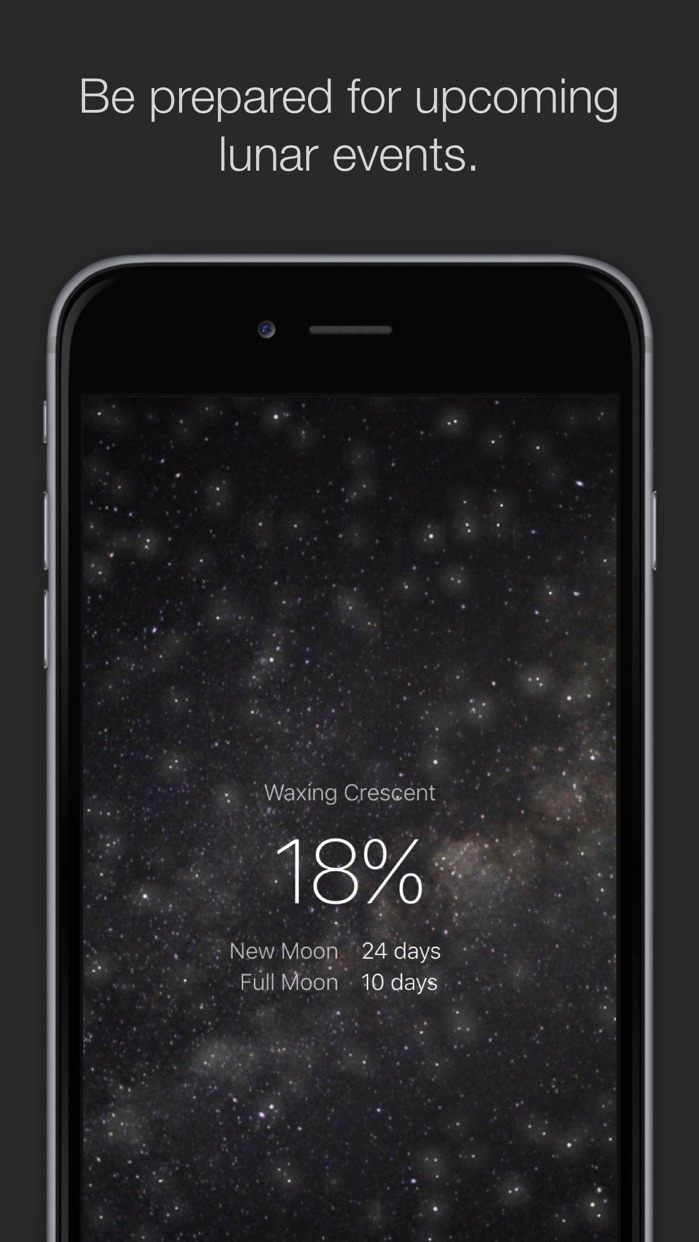 MOON - Current Moon Phase Screenshot